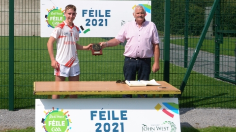 Division 1 Tipperary Feile Champions 2021