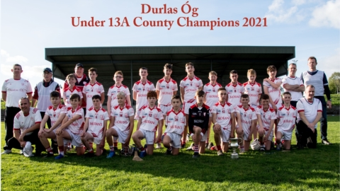 Under 13A County Final 2021